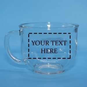 MAKE YOUR OWN GLASS MUG!