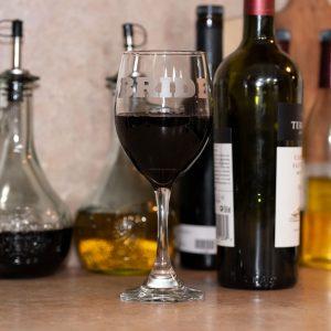 Bride Wine Glass for Wedding