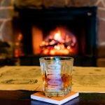 Groom Whisky Glass